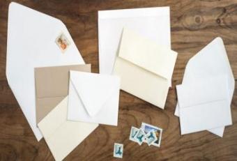 Dịch vụ in phong bì thư - số lượng lớn - giá rẻ
